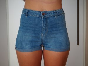 Jeansshort Highwais