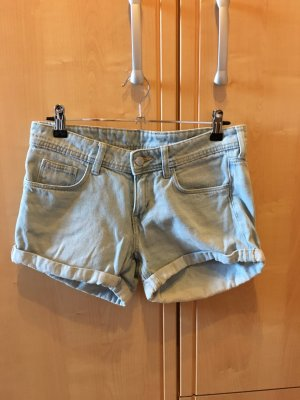 Jeansshort low waist