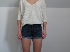 Jeansshort von Abercrombie & Fitch