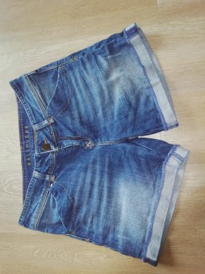 Hallhuber Shorts blue