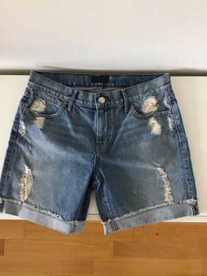 Kora Denim Shorts multicolored