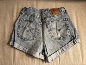 Jeansshort von Levi's, Größe S