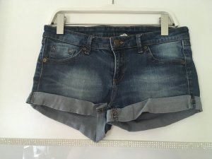 Jeansshort von Mango in blau Größe S
