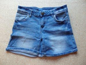C&A Pantaloncino di jeans multicolore