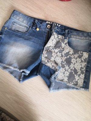 Only Pantaloncino di jeans azzurro