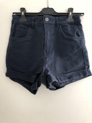 H&M Denim Shorts blue