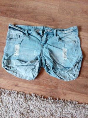 Esmara Denim Shorts baby blue-azure
