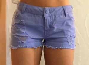 Vero Moda in Blue Shorts azzurro