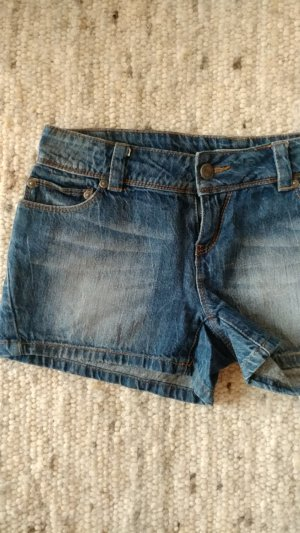 Only Short en jean bleu