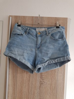 Amisu Denim Shorts blue