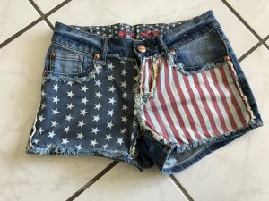 Primark Denim Shorts multicolored