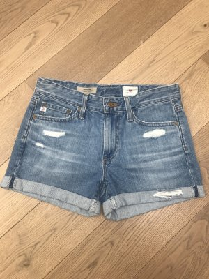 Adriano Goldschmied Denim Shorts azure