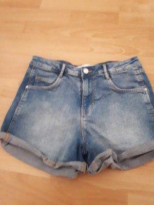 Jeansshorts aus Zara