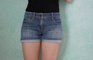edc by Esprit Short en jean bleu foncé