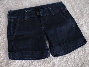 Pepe Jeans London Pantaloncino di jeans blu scuro