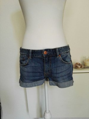 Jeansshorts dunkle Waschung H&M