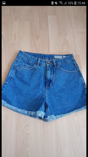Vero Moda Pantaloncino di jeans blu