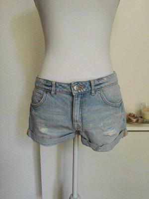 Jeansshorts helle Waschung von H&M