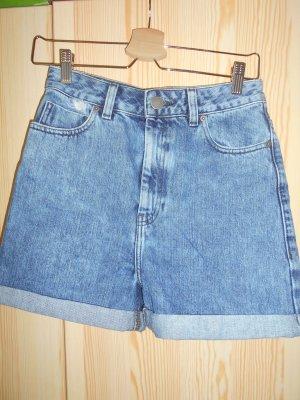 Jeansshorts high waist
