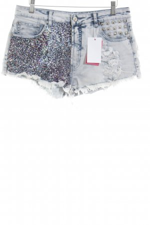 Jeansshorts himmelblau Casual-Look