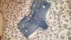 Jeansshorts Hotpants