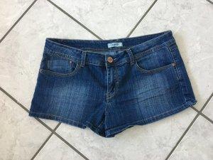 Jeansshorts / Jeans-Shorts von Pimkie Groesse 40