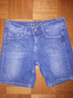 Mexx Denim Shorts blue