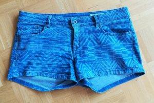 Edc Esprit Hot pants azzurro-blu acciaio