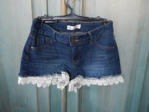 Clockhouse Short donkerblauw