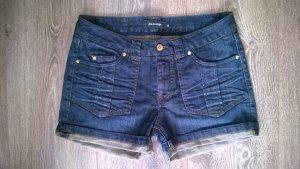 Jeansshorts mit Taschen