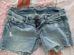 American Eagle Outfitters Spijkershort azuur