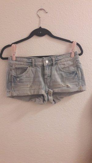 Jeansshorts Shorts Größe 34 von H&M