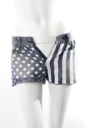Jeansshorts Stars & Stripes