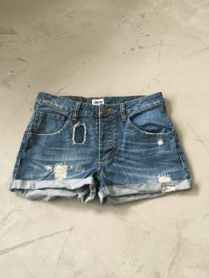 Jeansshorts // Used-Look // asos