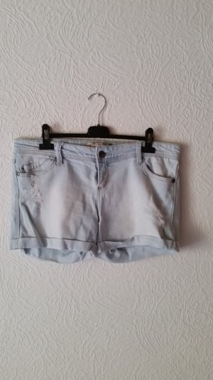 Jeansshorts Used look