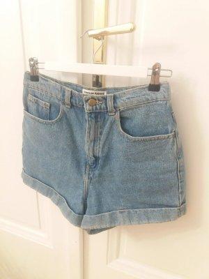 Jeansshorts von American Apparel