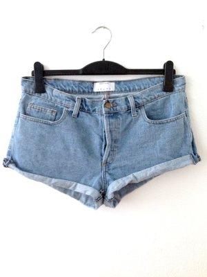 Jeansshorts von American Apparel, W30, passt Größe 42, ungetragen