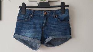 Jeansshorts von Amisu