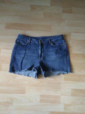 armedangels Shorts steel blue cotton