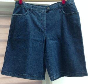 Denim Shorts blue-dark blue