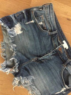 Jeansshorts von H&M für den Sommer