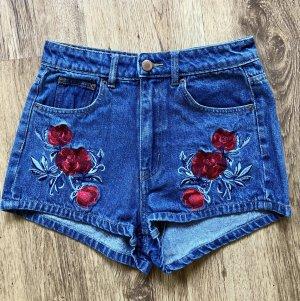 Jeansshorts von H&M! High waist! Ungetragen!