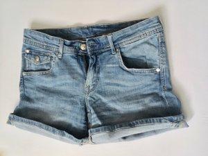 Jeansshorts von H&M mit Stretchanteil