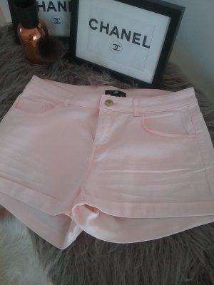 H&M Denim Shorts pink cotton