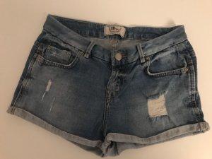LTB Denim Shorts multicolored