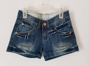 Monday Short en jean bleu