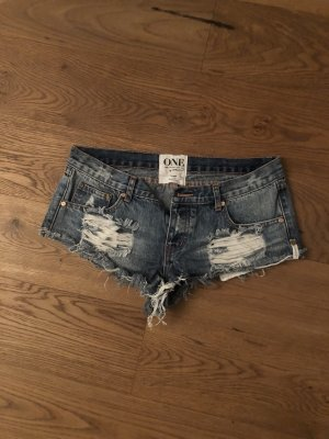 Jeansshorts von one teaspoon