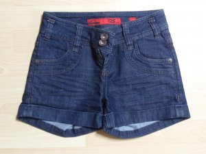 QS by s.Oliver Jeans blu Cotone