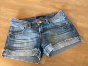 Jeansshorts von Tally Weijl Größe 34