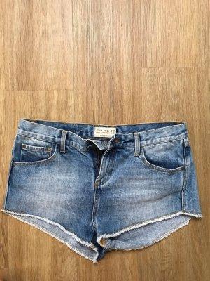 Jeansshorts von Zara